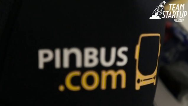 Pinbus – Team Startup Colombia